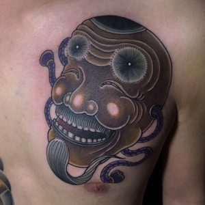 japanese-mask-tattoo-12
