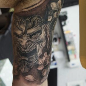 japanese-mask-tattoo-20