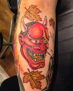 japanese-mask-tattoo-23