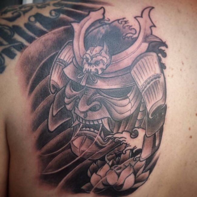 40 Intriguing Japanese Mask Tattoo Designs - A Rich Cultural Heritage