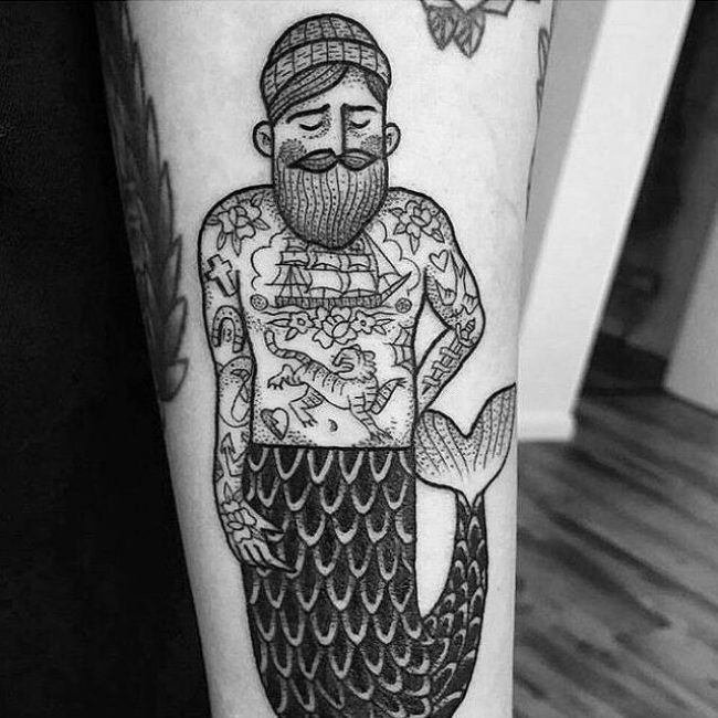 mermaid-tattoo-39