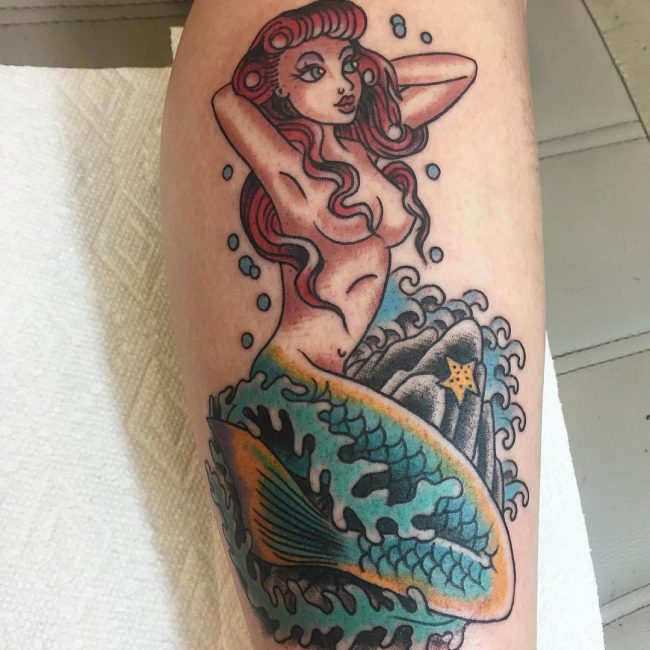 mermaid-tattoo-43