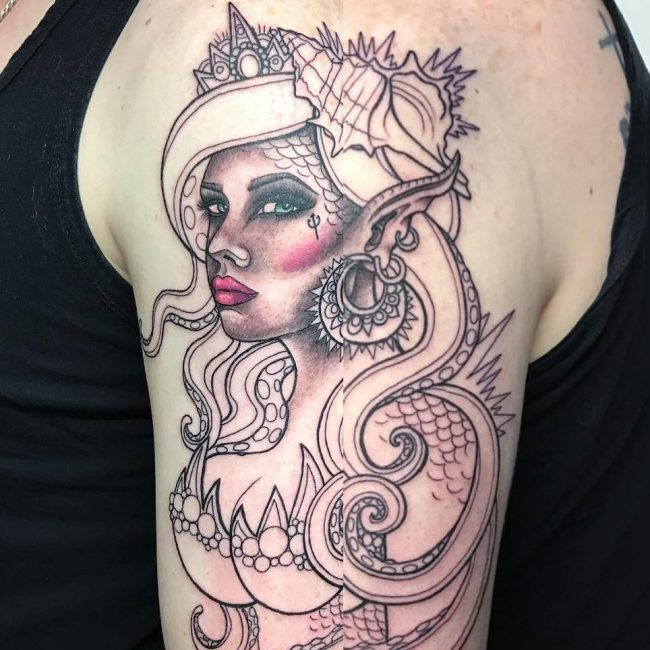 mermaid-tattoo-54