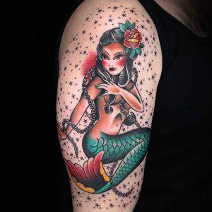 mermaid-tattoo-7