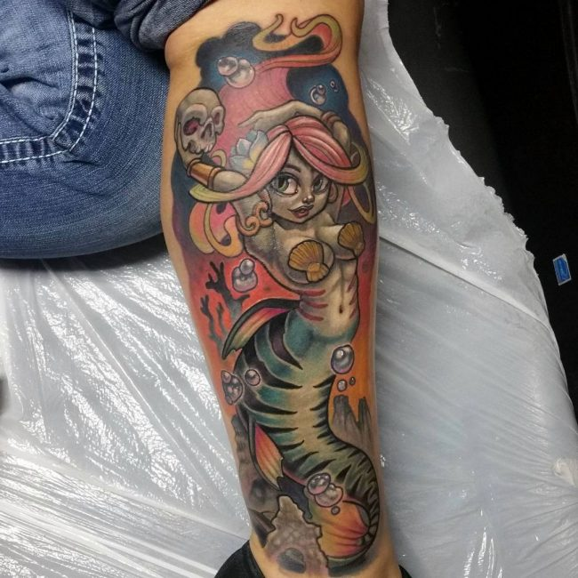mermaid-tattoo-74