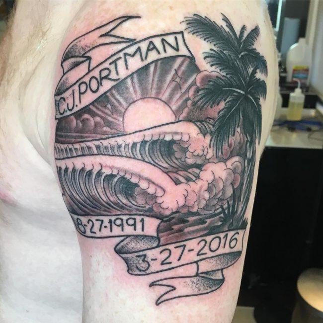 palm-tree-tattoo-15