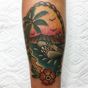 palm-tree-tattoo-39