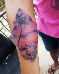 palm-tree-tattoo-7