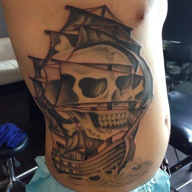 pirate-ship-tattoo-12