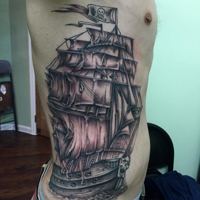 pirate-ship-tattoo-13