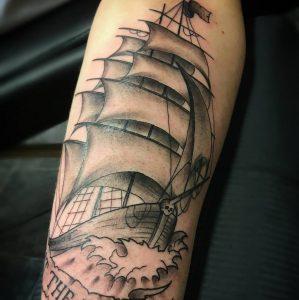 pirate-ship-tattoo-19