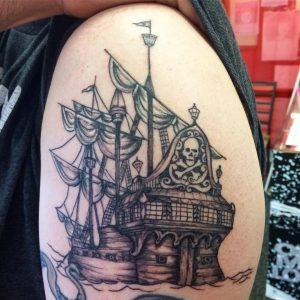 pirate-ship-tattoo-35