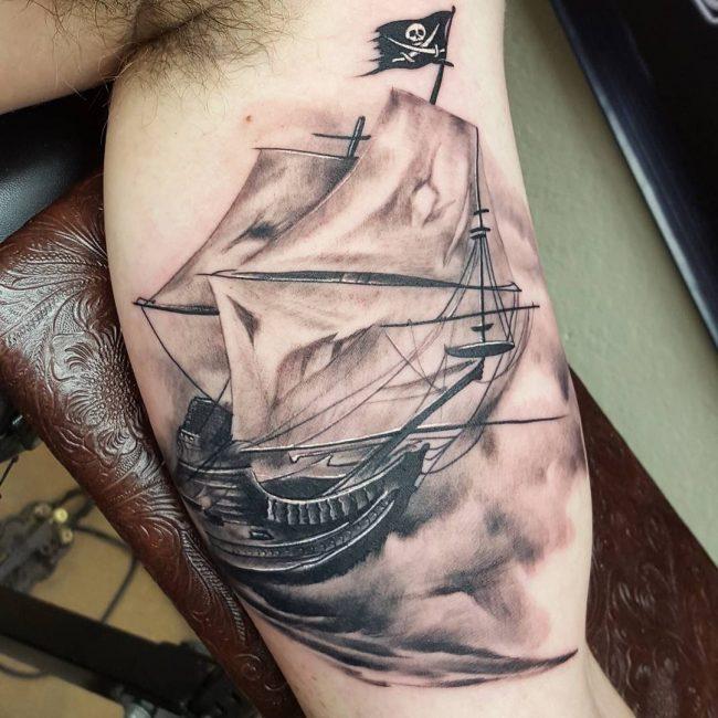 pirate-ship-tattoo-38