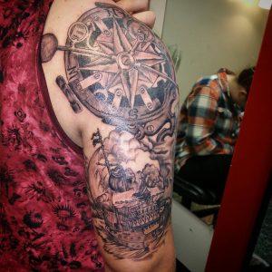 pirate-ship-tattoo-42