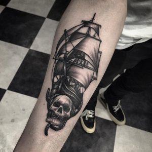 pirate-ship-tattoo-60