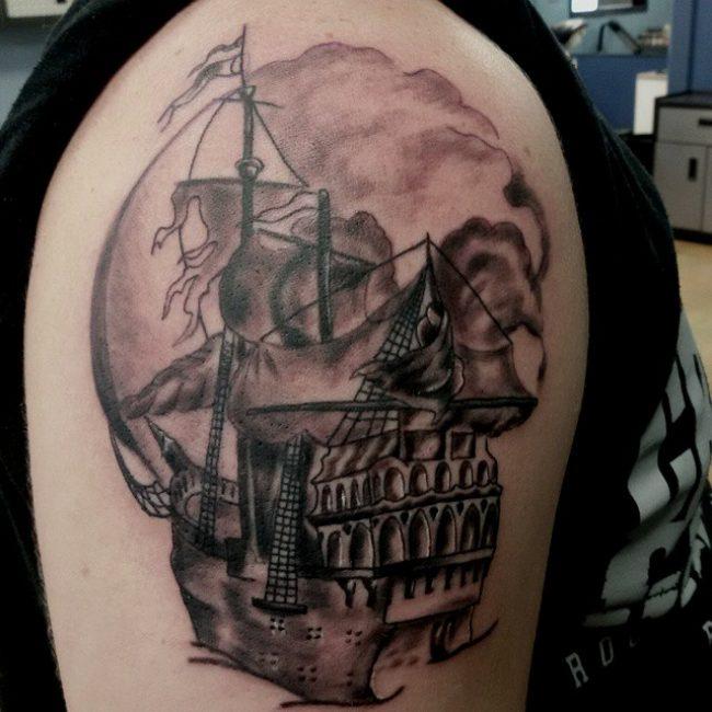 pirate-ship-tattoo-61