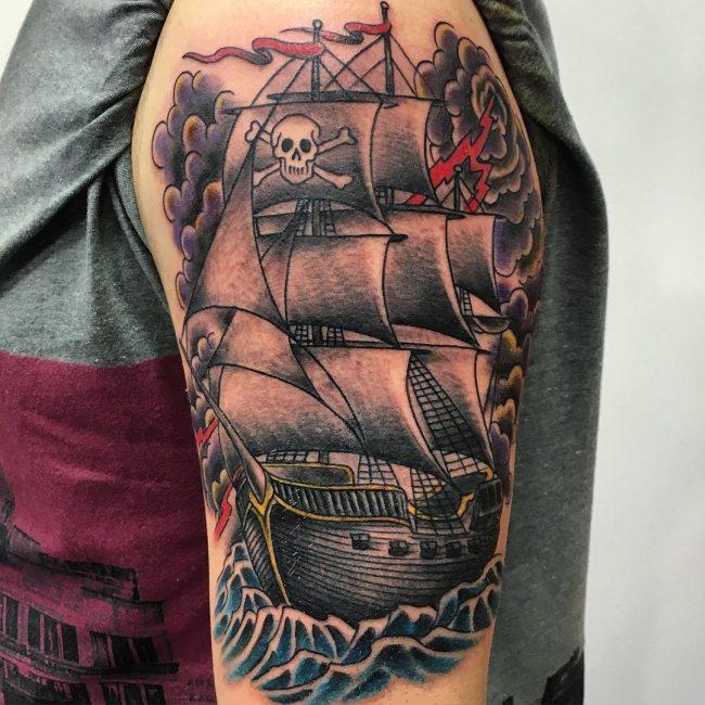 pirate-ship-tattoo-64