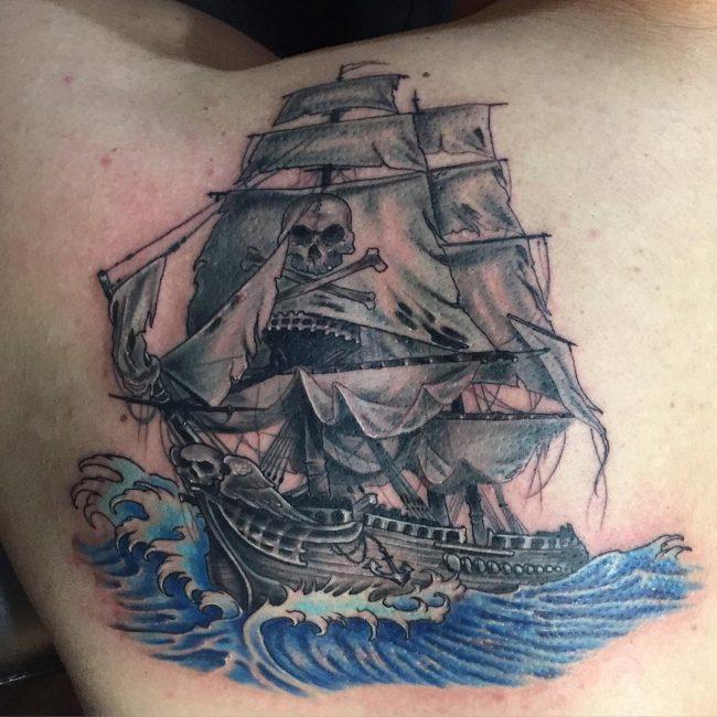 pirate-ship-tattoo-67