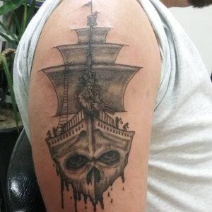 pirate-ship-tattoo-68
