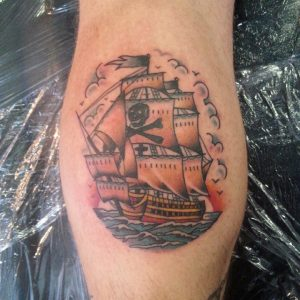 pirate-ship-tattoo-71