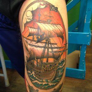 pirate-ship-tattoo-73