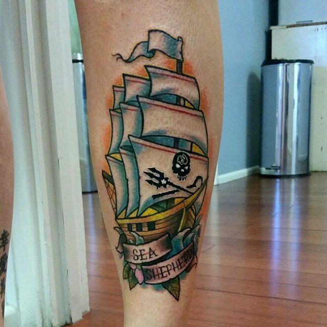 pirate-ship-tattoo-78