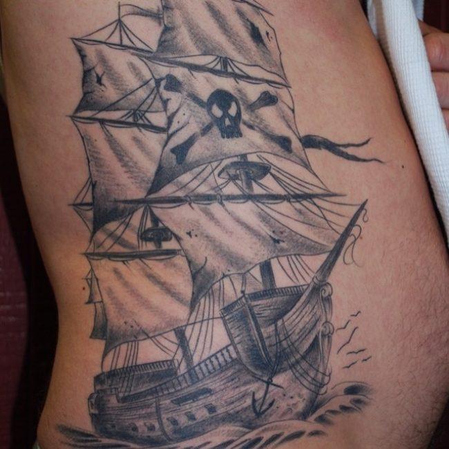pirate-ship-tattoo-80