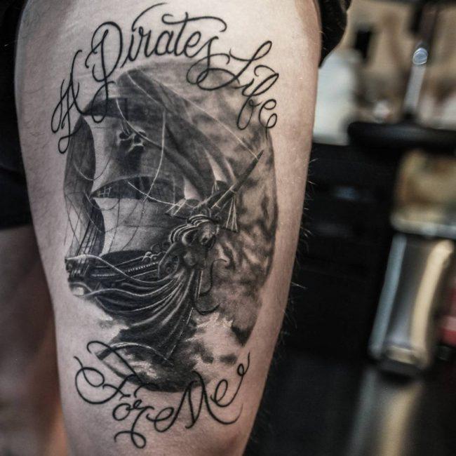 pirate-ship-tattoo-9