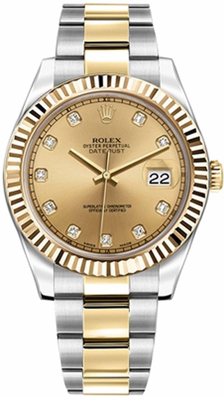 Rolex Datejust II 41 116333
