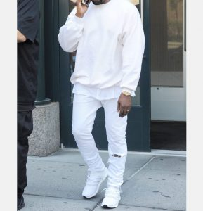 1 All White