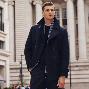 1 Navy Winter Coat