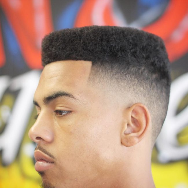 how to maintain a flat top haircut flat top afro haircut 25 afro taper haircuts 5409