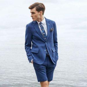 10 Stylish Royal Blue Brioni Suit