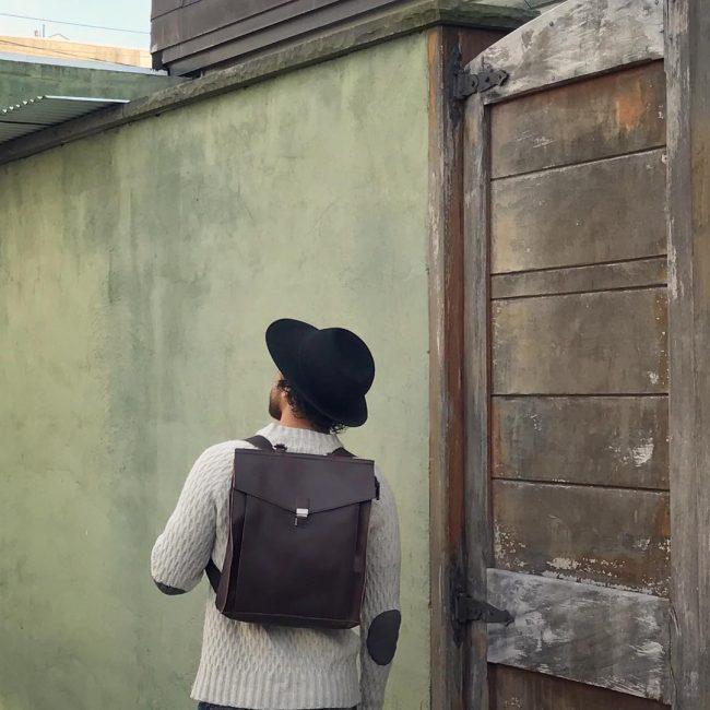 11 Chiba Vintage Backpack