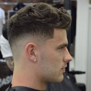 11 Edgy Men's Hairstyle