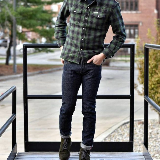 11 Stylish Men's Flannel