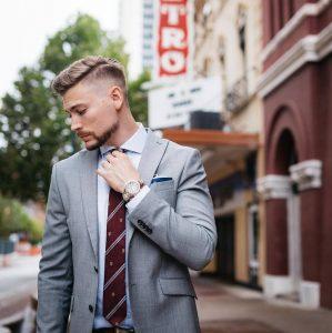 12 Gentleman Style