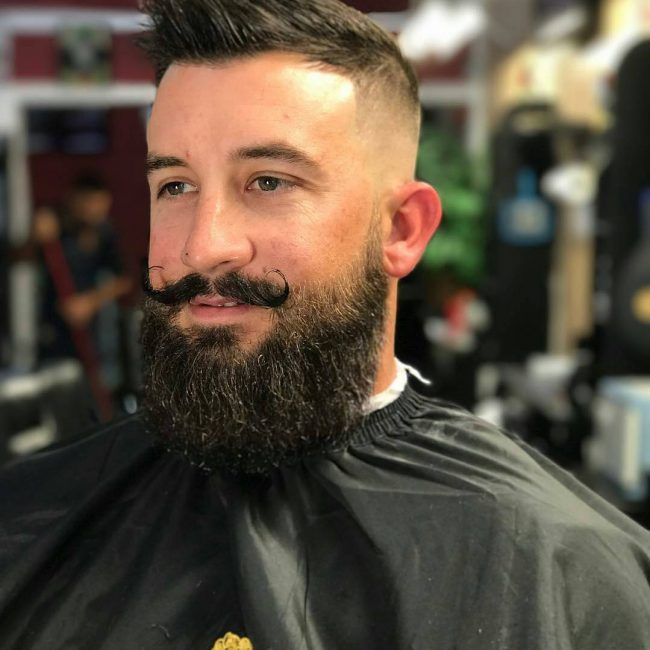 12 Groomed to Perfection