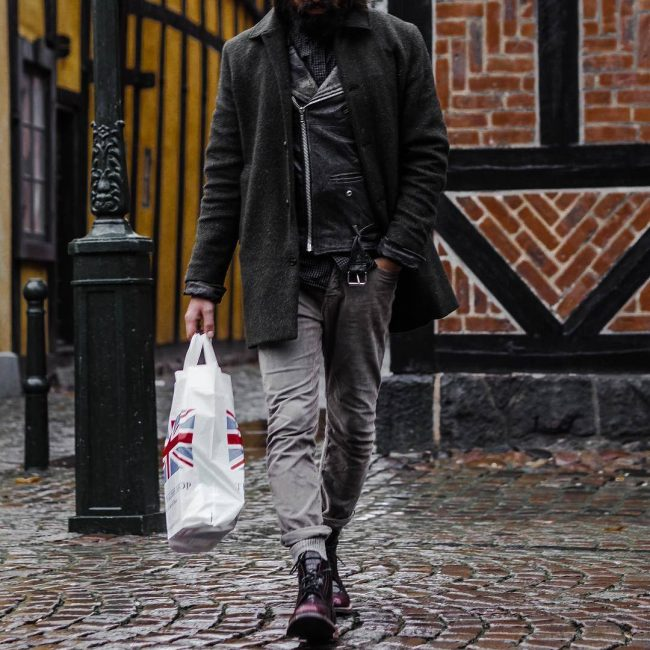 12 Street Style with Combat Boots