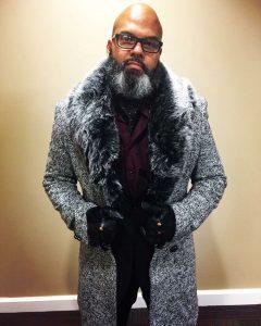12 Tweed Winter Coat