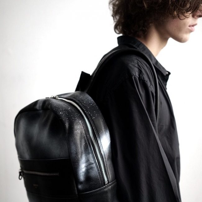 13 Black Backpack & Matching Black Shirt