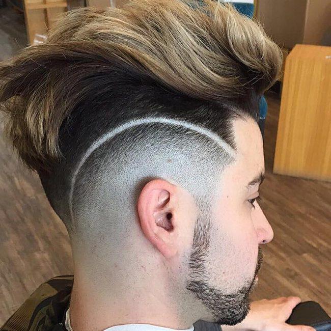 Slash Haircut