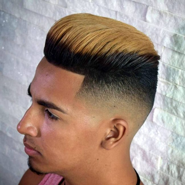 30 attractive highlights on dark hair ideas add extra definition 13 flat top brown highlight pmusecretfo Gallery