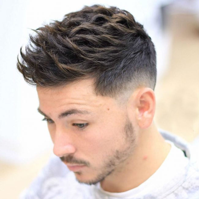 13 Huge Spiked Top Hair