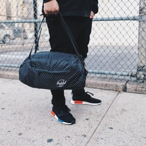 13 Packable Duffle