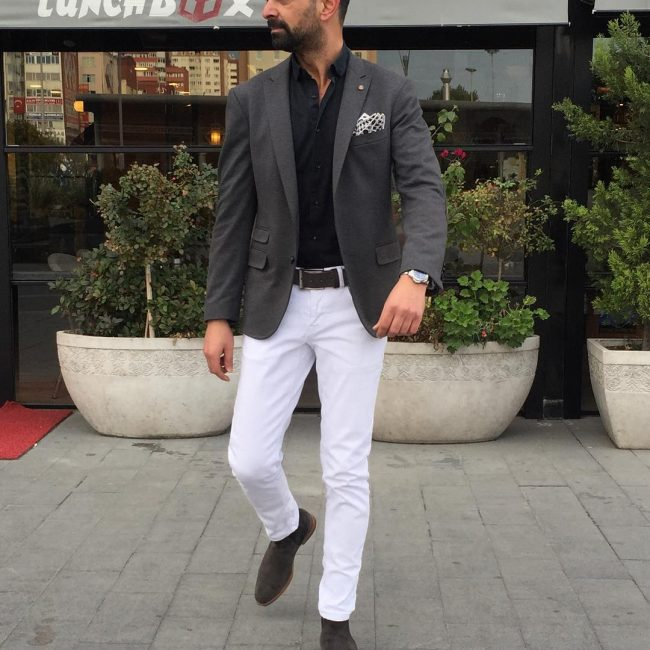 13 Perfect Gentleman Look