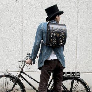 13 Ramdoseru Decorated Backpack