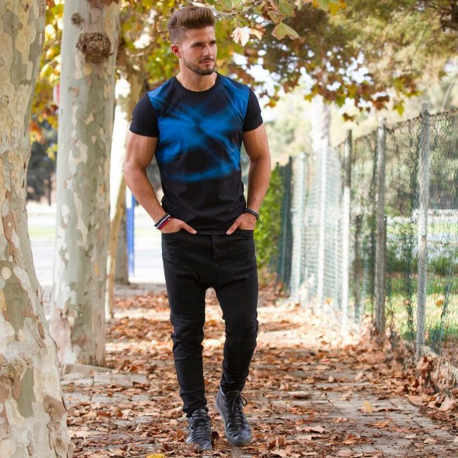 13 Vibrant Black Outfit