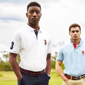Semi-Formal Fashionable Polo Look
