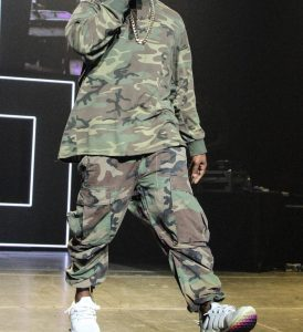14 Camo Outfit